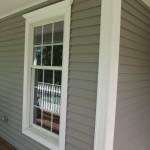 windows, sidking, insulation, trim,