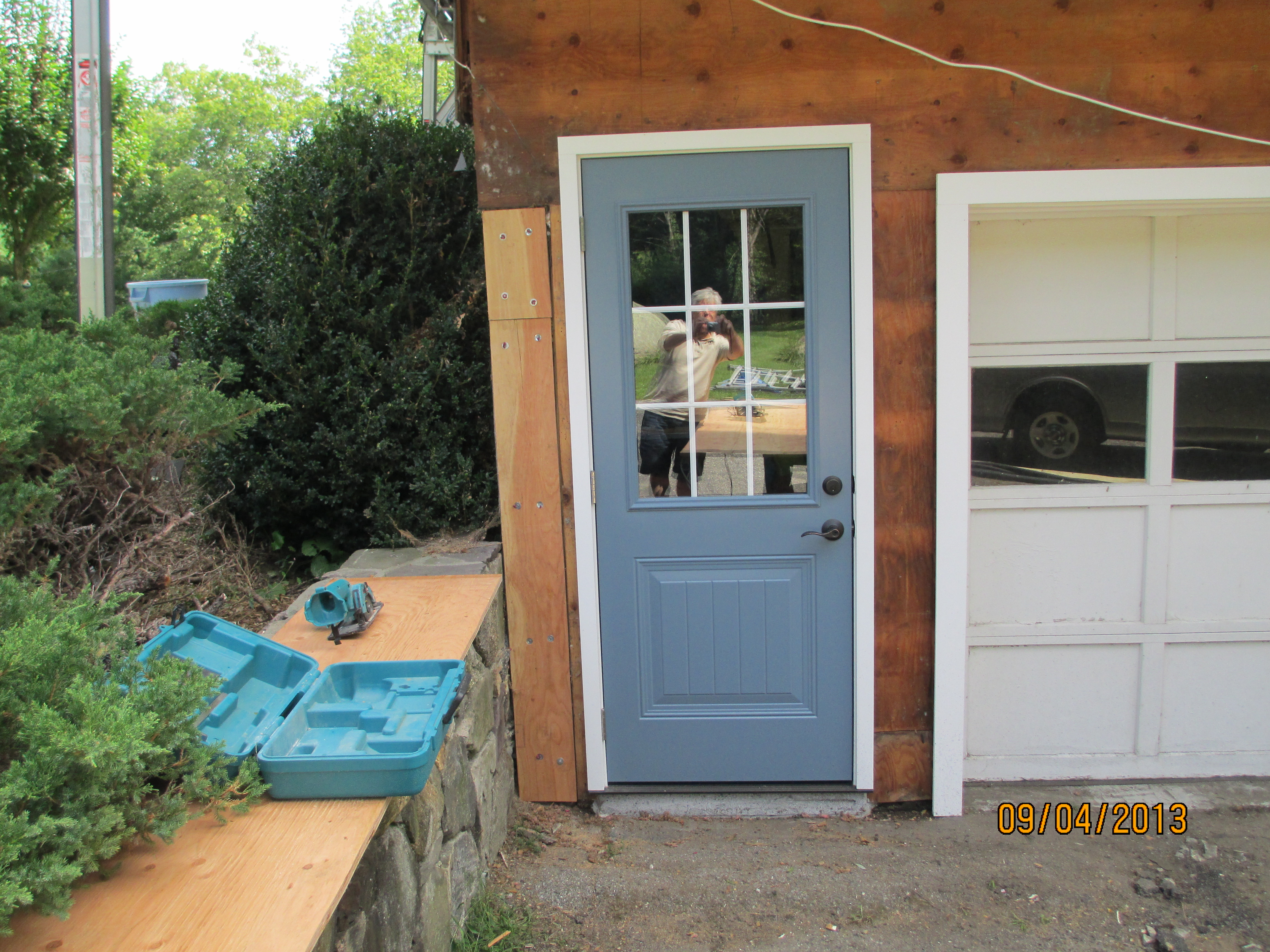 doors, siding, trim, insulation, repairs