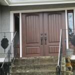 door, trim, siding, windows,