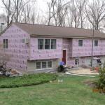 siding, insulation, windows, doors, labor, gutters