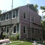 roofing, siding, insulation, door, labor