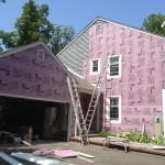 insulation, trim, siding, windows, labor, roofing