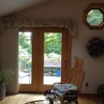 windows, doors, trim, insulation