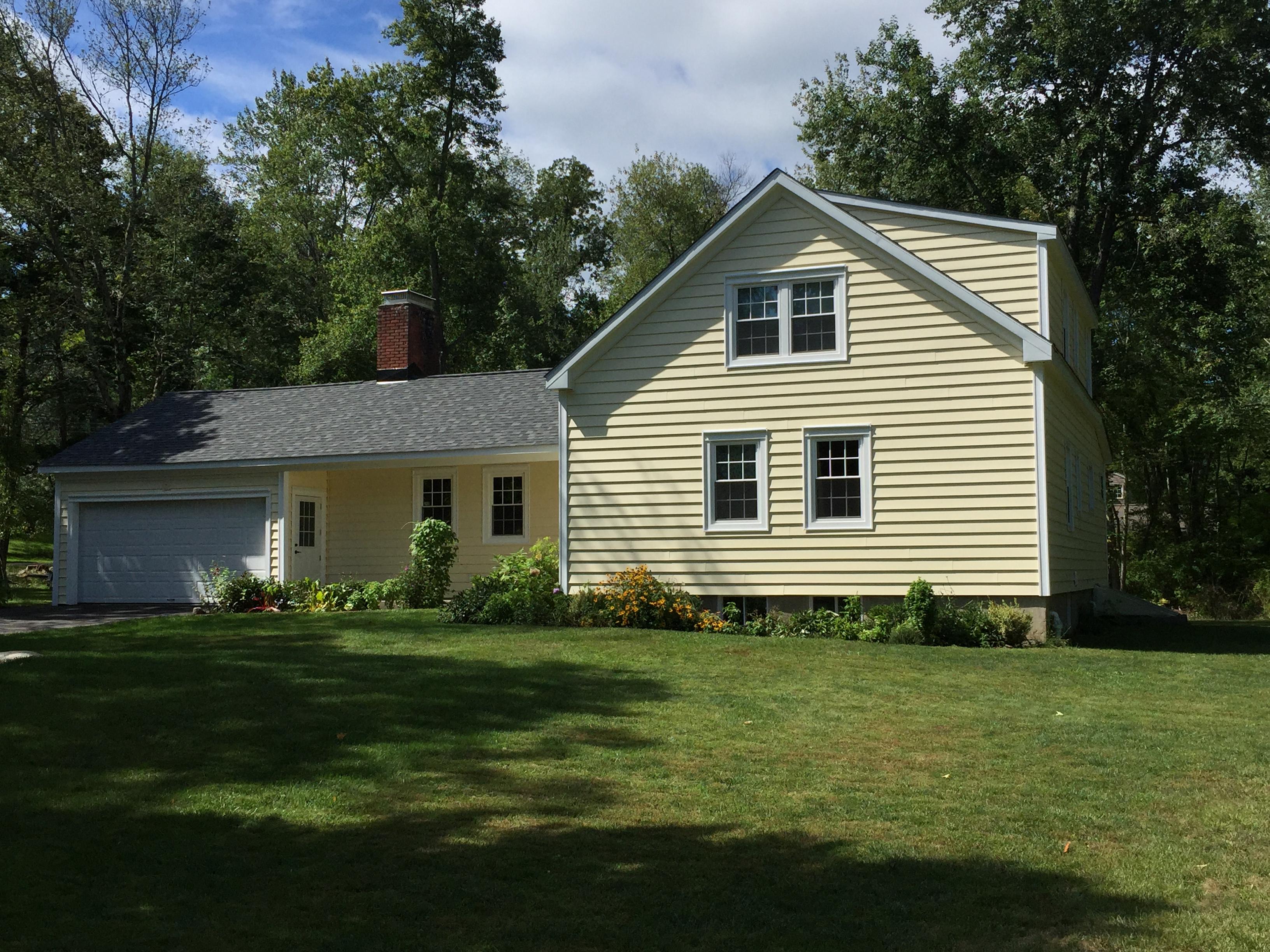 windows, siding, insulation, roof